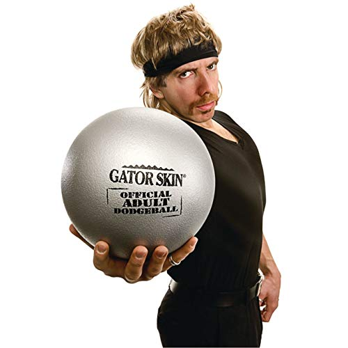 S&S Worldwide UA801-6C Gator Skin Official Adult Dodgeball, (Pack of 6) by S&S Worldwide (Image #1)