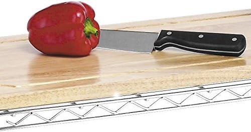 home, kitchen, furniture, kitchen, dining room furniture,  baker's racks 12 on sale Whitmor Supreme Baker's Rack with Food Safe deals