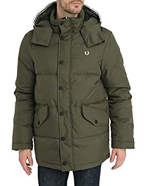 Men's Down Field Coat