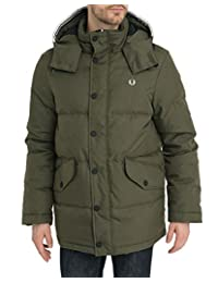 Fred Perry Men's Down Field Coat