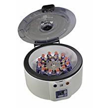 ELMI CM-6MT-11 CM-6MT Benchtop Swing Out Centrifuge, 24 mL x 15 mL Rotor 6M Included, 100 to 3500 rpm