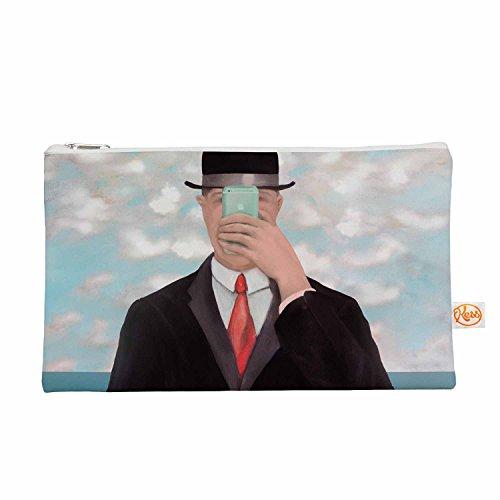 Kess eigene 12,5x 21,6cm Theresia giolzetti Der Sohn von Apple Alles Tasche–Blau/Schwarz