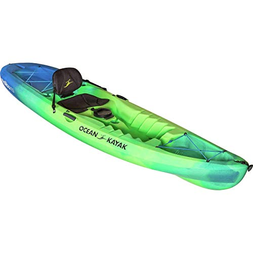 Ocean Kayak Malibu 11.5 Kayak (Ahi, 11 Feet 5 Inches)