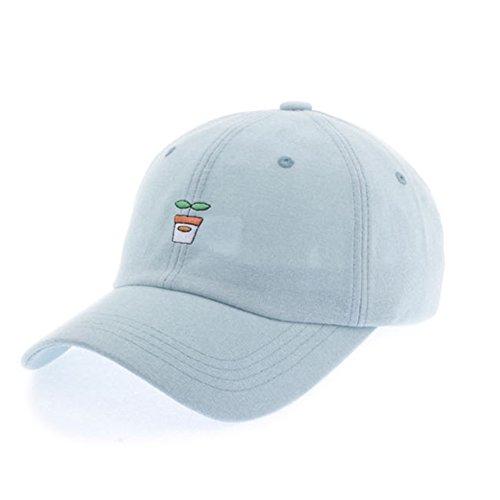 myglory77mall Baseball Trucker Golf Sports Adjustable Hats flowerpot BALL CAPs Mint