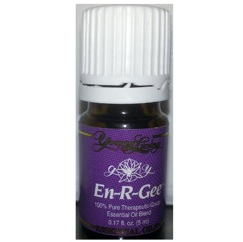 Young Living Essential Oils - En-R-Gee - 5ml