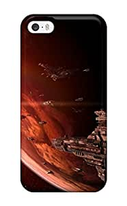 Hot Eve Online Video Game Other First Grade Tpu Phone Case For Iphone 5/5s Case Cover