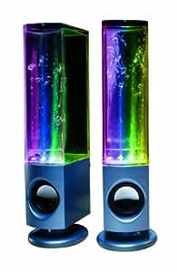 Soundmaster Dancing Water Speakers
