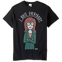 MTV Men's Daria I Hate Everyone T-Shirt