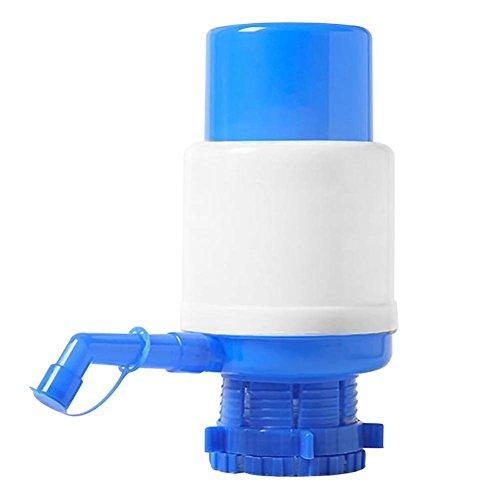 Yosooo Drinking Water Pump, Portable Bottled Water Pump Plastic Manual Hand Press Drinking Water Dispenser by Yosooo