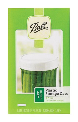 ball freezer jars quart - 4
