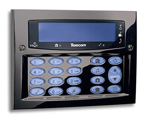 Texecom DBD-0131 Premier Elite SMK Surface Mounted Decorative Keypad Built-in Proximity Tag Reader Grade 3 – Gunmetal