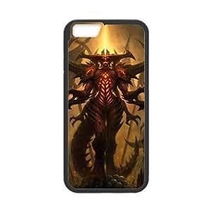 Diablo iPhone 6 4.7 Inch Cell Phone Case Black yyfabc_956257
