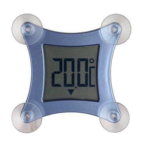 La Crosse Technology 30.1026 Digital Window Suction Cup Thermometer by La Crosse Technology