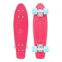 "Penny Board- The Original Penny Skateboard- Summer Edition- 22"" Watermelon Retro Cruiser by Penny Skateboards"