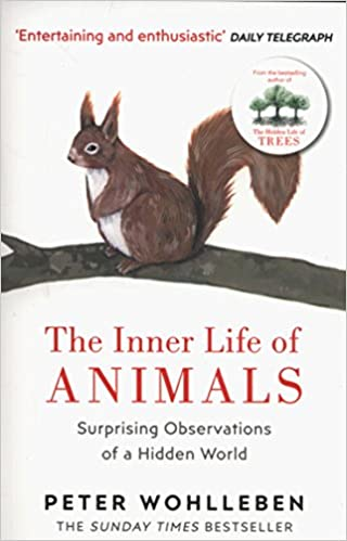 Image result for The inner life of animals book cover