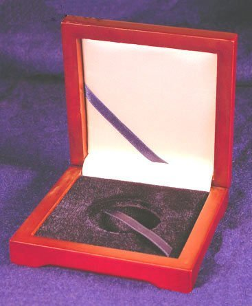 Wooden Coin Box for 1 Air-Tite