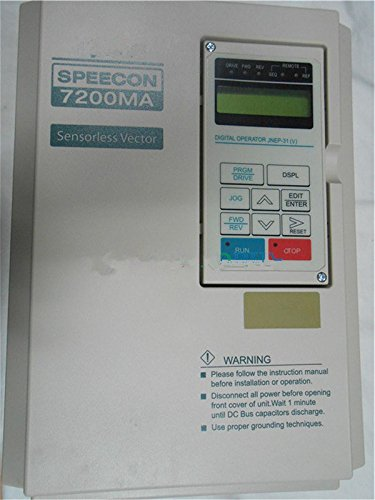 GOWE Variable Frequency Drive 7200MA-240V-1HP 0.75KW 1HP 220V 400Hz 7200MA VFD by Gowe