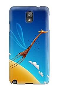 Fernando Gan Beane's Shop High Quality Learning To Fly Skin Case Cover Specially Designed For Galaxy - Note 3