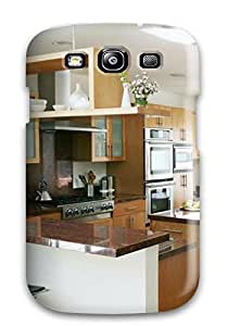 Tough Galaxy CaHdeuE9652noufQ Case Cover/ Case For Galaxy S3(open Shelf Offers Storage Without Making Space Feel Enclosed)