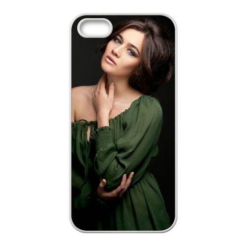 Thomas Boullery coque iPhone 4 4S cellulaire cas coque de téléphone cas blanche couverture de téléphone portable EOKXLLNCD20388
