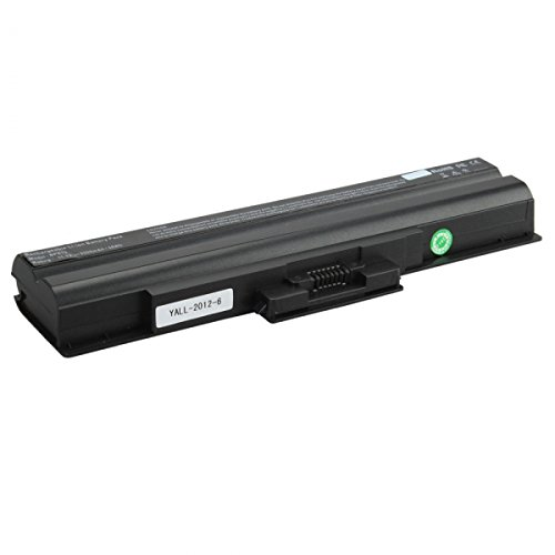 NextCell 6-Cell Battery for Sony VAIO VPCCW17FX/R VPCCW21FX VPCCW27FX VPCCW290X VPCF111FX/H VPCF115FM VPCF125FX VPCF126FM/B VPCF1290X VPCF12AFM VPCF1390X (Vaio Standard Capacity Battery)