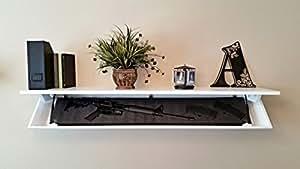 Covert Cabinets LG-46 Gun Cabinet Wall Shelf Hidden Storage