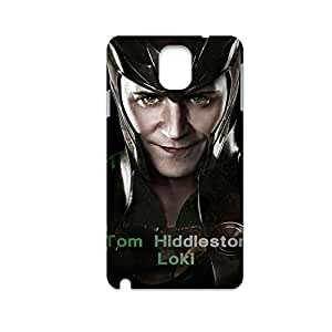 Generic Hard Phone Case For Kid With Tom Hiddleston Loki Actor For Samsung Galaxy Note3 Full Body Choose Design 1-4