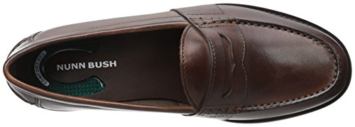buy cheap discounts outlet low cost Nunn Bush Men's Noah Penny Loafer Slip-On Brown cheapest price online cheap get authentic Xp8rINlK