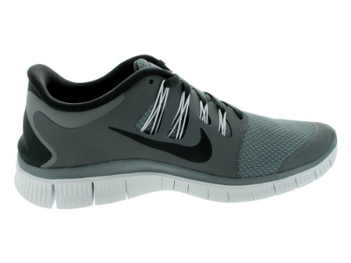 Anthracite Grey Cool Shoe D 0 US 9 White Running M 5 Mens Breathe Synthetic 5 Nike Free wWqSx04TW8