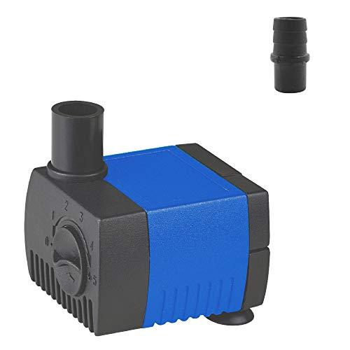 submersible water pump ultra quiet