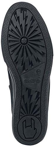 Black Premium by EMP Basic Sneaker Sneaker Schwarz Schwarz