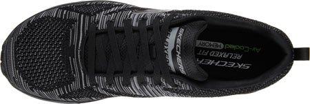 Skechers Skech Air Infinity Rapid Fire Mens Fitness Trainers black, pointure:eur 41