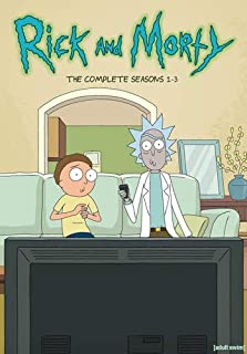 Rick and Morty: Seasons 1-3 (DVD) (6317625964) | Amazon price tracker / tracking, Amazon price history charts, Amazon price watches, Amazon price drop alerts