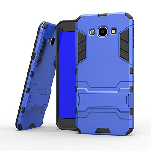 Slim Armor Case for Samsung Galaxy A8 (Blue) - 6