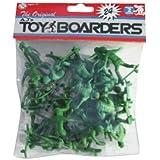 Toy Boarders Series II 24pc Skate Figures