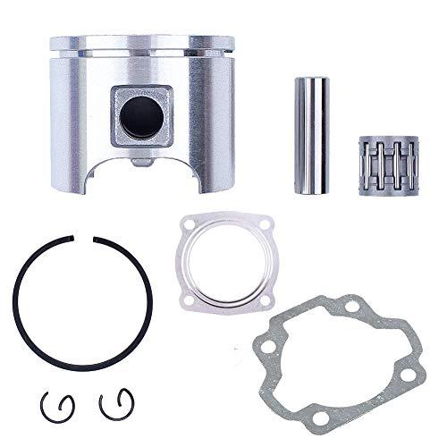 - Maple leave Piston Rings Pin Bearing Kit For KTM50 Adventure Junior Senior Mini KTM 50 SX PRO LC Piston TOP END KIT