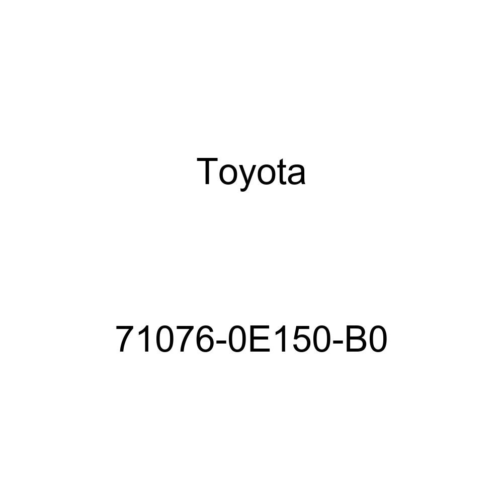 TOYOTA Genuine 71076-0E150-B0 Seat Cushion Cover