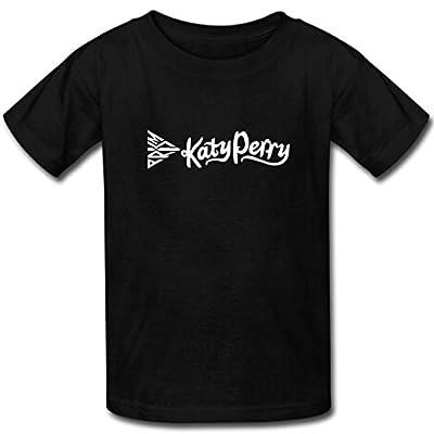 Taojing Custom Katy Perry Men's Short Sleeve T-Shirt Basic Cotton Tee