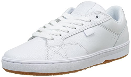 Astor Basses Blanc Shoes white Sneakers gum Homme Dc Sw5Rtq