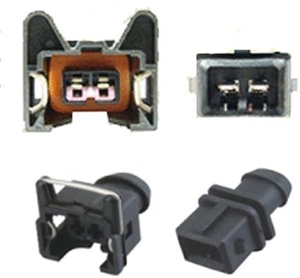 Reemplazo inyectores conector 1 287 013 003 FEMALE 1287013003 BOSCH EV1 SHORT