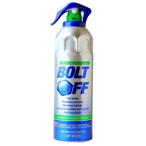 Nutek Bolt Off Soy Lubricant 8 oz, BET-0002