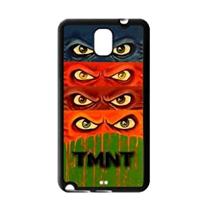 Fashion TMNT Teenage Mutant Ninja Turtles Protective Hard Durable Rubber Coated Case Cover for Samsung Galaxy Note 3