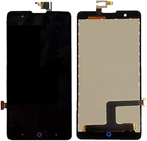 Black Color : Black MOBILEACCESSORIES for Tang YI MING TENGLIN LCD Screen and Digitizer Full Assembly with Frame for Xiaomi Redmi Note 4