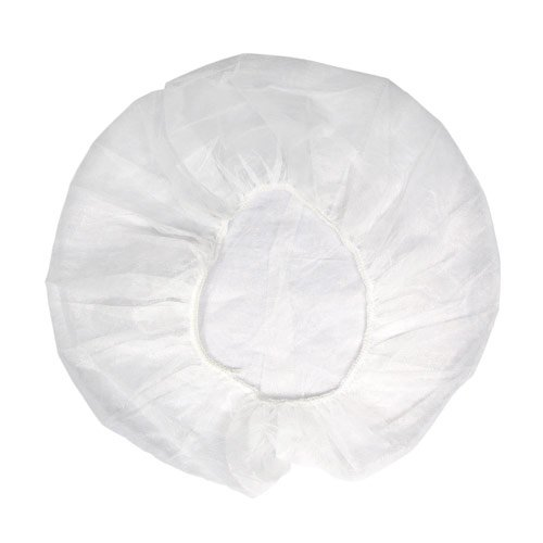 ProWorks DA-BC210 Bouffant Cap 21 Inch Disposable Polypropylene 500 caps per Case by Hospeco