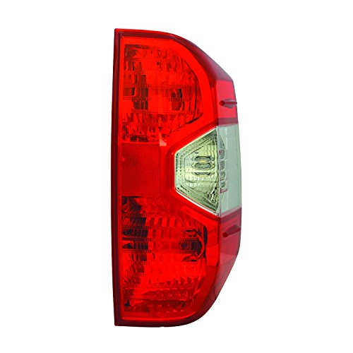 (TYC 11-6641-00-9 Toyota Tundra Right Replacement Tail Lamp)