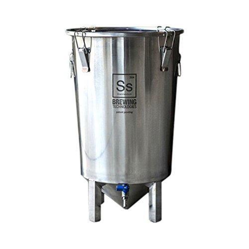 Eagle Brewing FE800 Brew Bucket Stainless Steel Fermenter