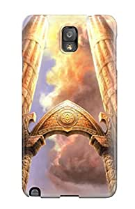 Excellent Galaxy Note 3 Case Tpu Cover Back Skin Protector Building ZWQ03UTKBUK911JP