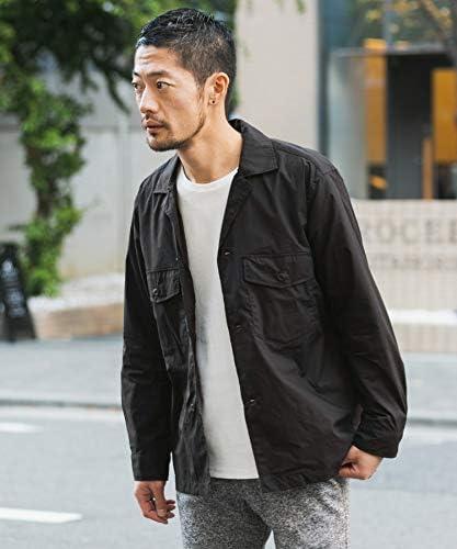 ワイシャツ ミリタリーシャツジャケット メンズ RA96-13M015
