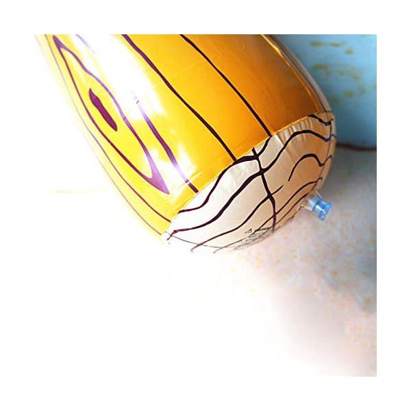 Modaily 1 ha Messo Il Sedile di Legno di Fila del Grano del Giocattolo della Piscina Gonfiabile della Piscina per Gli Adulti del Bambino 2 spesavip