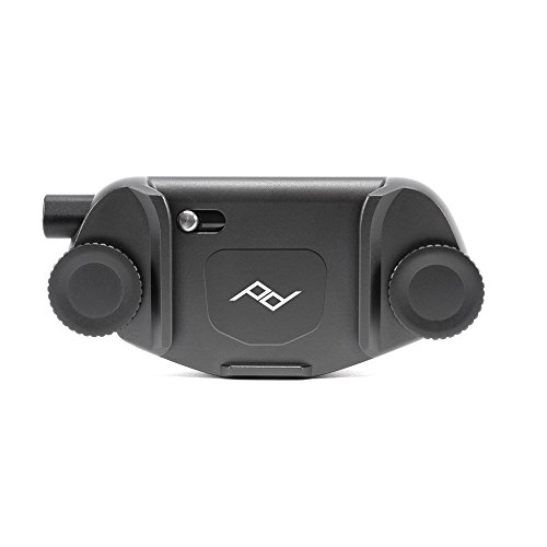 Peak Design Capture Camera Clip V3 Solo (Black Clip Only)